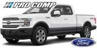 Pro Comp Suspension <br>Ford