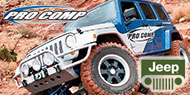 Pro Comp Jeep Suspension Lifts