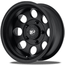 Pro Comp Wheels<br>7069 Flat Black