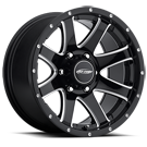Pro Comp Wheels <br>Series 86 Reflex Gloss Black
