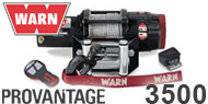 Warn ProVantage 3500 ATV Winch