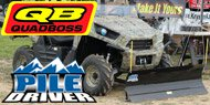 QuadBoss Pile Driver<br> UTV Plows