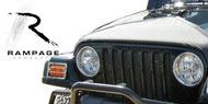 Rampage Jeep Hood Bra
