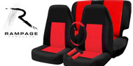 Rampage Comfort Combo Packs <br/> Jeep Rear and Front Cover Kits