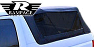 Rampage Complete Soft Top <br/> 80-93 Ford Bronco <br> Tinted Windows