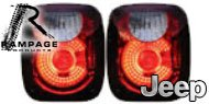 Rampage Jeep <br>Tail Lights