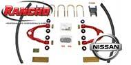Rancho Suspension Lift Kit<br /> Nissan Frontier
