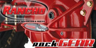 Rancho RockGEAR <br /> Differential Covers