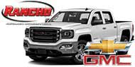 Rancho Suspension Lift Kits<br /> GMC Sierra 1500 2WD