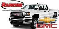 Rancho Suspension Lift Kits<br /> GMC Sierra 2500 2WD