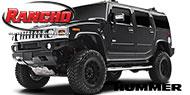 Rancho Suspension Lift Kits<br /> Hummer H2