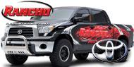 Rancho Suspension Lift Kit<br /> Toyota Tundra