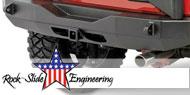 Rock Slide Engineering <br/>Rear Bumpers
