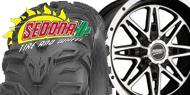 Sedona Mud Rebel Badland Machined Kits