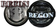 Recon Round 18-Watt LED Driving Lights