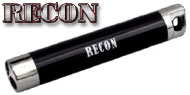 Recon LED Flashlight with Laser