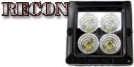Recon LED Flood Light