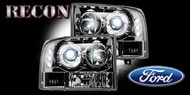 Recon </br> Projector Headlights Ford