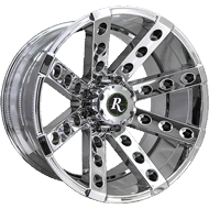 Remington Buckshot  PVD Chrome Finish Wheels