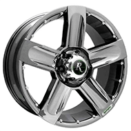 Remington Wheels<br /> High Country in PVD Chrome Finish