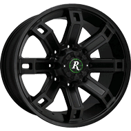 Remington Hollow Point in All Satin Black Finish Wheels