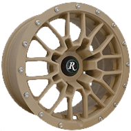 Remington Wheels<br /> RTC All Tan Finish