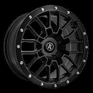 Remington ATV Wheels<br /> RTC All Satin Black Finish