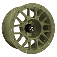 Remington ATV Wheels<br /> RTC Satin O/D Olive Drab Finish