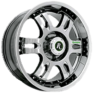 Remington Trophy PVD Chrome Finish Wheels