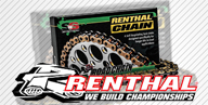 Renthal Street Bike Chains
