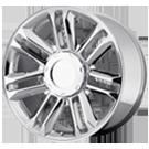 Wheel Replicas <br/>Cadillac Escalade <br/>Chrome
