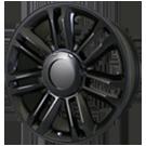 Wheel Replicas <br/>Cadillac Escalade <br/>Gloss Black