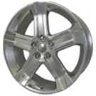 Wheel Replicas <br/>Dodge RT <br/>Chrome