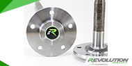 Revolution Gear & Axle<br /> Single Rear Axles