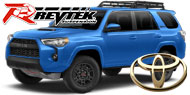 REVTEK <br>Toyota Leveling Lifts