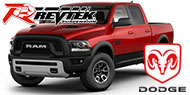 REVTEK Suspension <br>Dodge Lift Kits