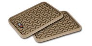 Rugged Ridge All Terrain Rear Floor Liners <br>Universal