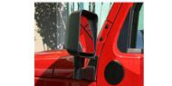Rugged Ridge </br> Mirror Relocation Brackets for </br> 2007-2015 JK Wrangler & Unlimited