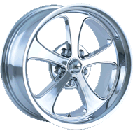 Ridler 645 Chrome Wheels