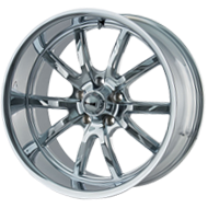 Ridler 650 Chrome Wheels
