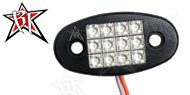 Rigid Industries<br /> LED Dome Light