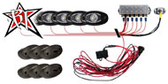 Rigid Industries<br /> Rock Light Kit LED Lights