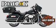 RoadLok Harley Davidson Locks