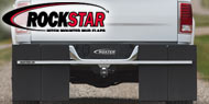 Rockstar Roxter Hitch Mounted Mud Flaps