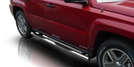 Romik Max Bars Side Steps </br>for 2007-2012 Jeep Compass and Patriot MK