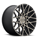 Rotiform BLQ R111 <br/> Black Machined DDT