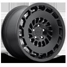 Rotiform CCV R137 <br/> Black Matte