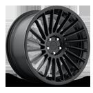 Rotiform IND-T R127 <br/> Black Matte