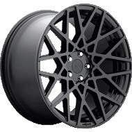 Rotiform BLQ R112 Black Matte Wheels