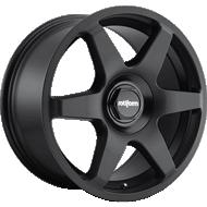 Rotiform SIX R113 Matte Black Wheels